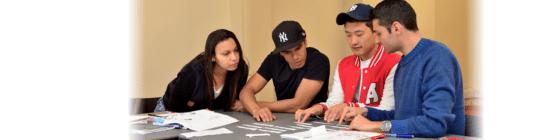 FCE (o primeiro certificado) curso preparatório para exame Cambridge na ELTA - A Escola de Inglês Falado - Centro da Cidade Dublin