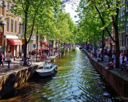 Amsterdam a